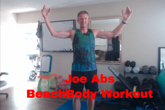 Joe Abs BeachBody Workout January 3 2019 Body Beast Build Shoulders