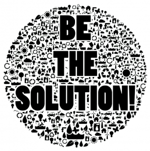 Aloha Friday:  Be The Solution