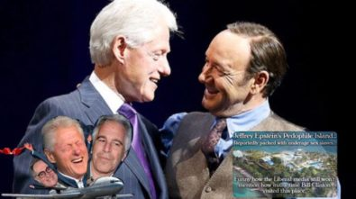 Bill Clinton Kevin Space Jeffrey Epstein Lolita Express