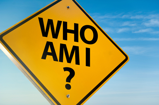 WHO AM I / Traffic sign (Click for more)