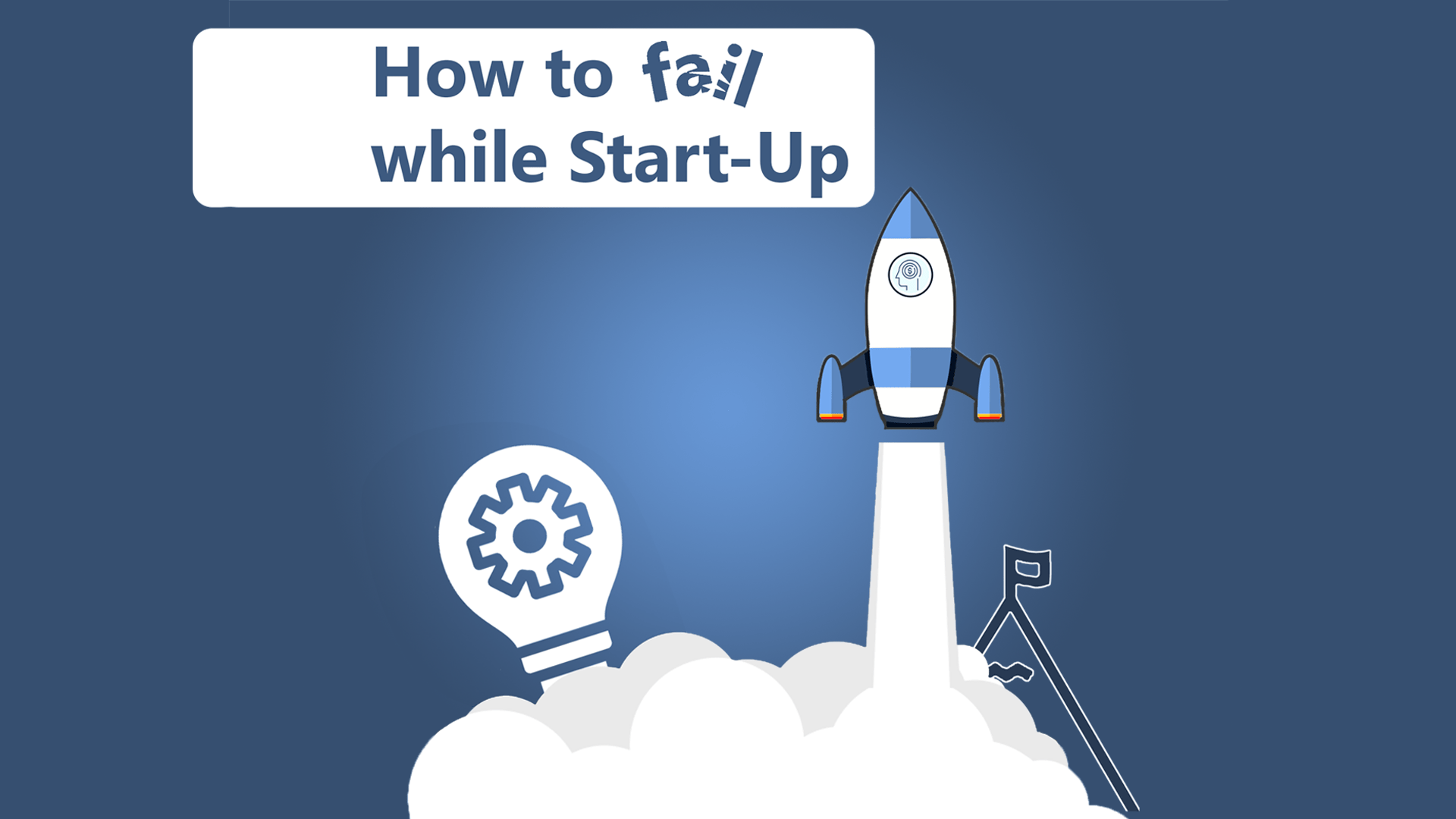 Podcast How to fail while start up
