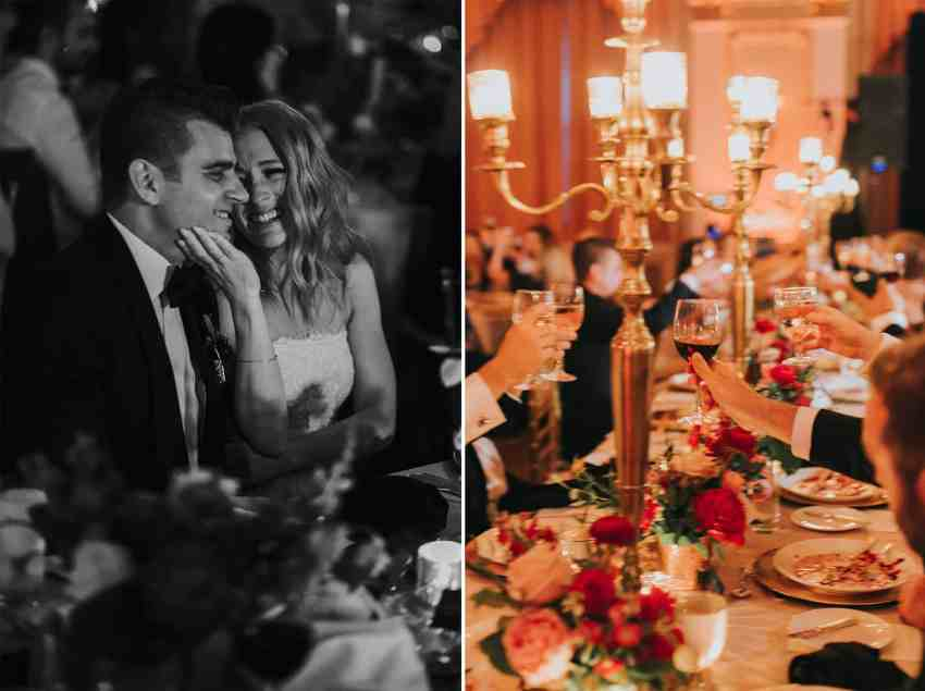 Chateau Laurier Wedding; Joel Bedford Photography;
