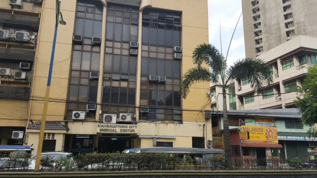 GARV'S Boutique Hotel is located in front of the Mandaluyong Medical Center.