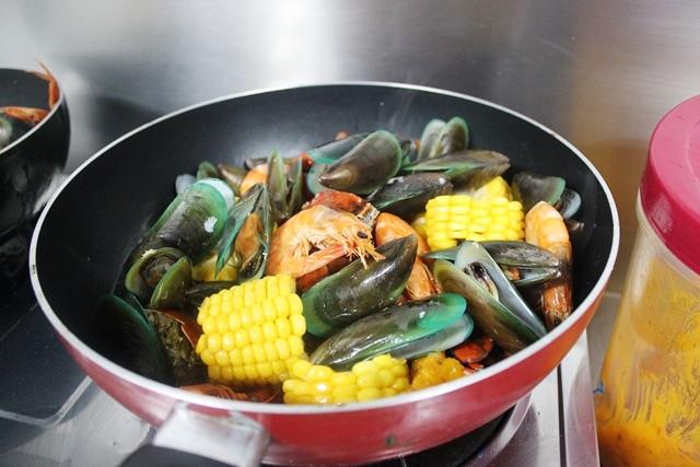 Above Sea Level's Seafood Festival