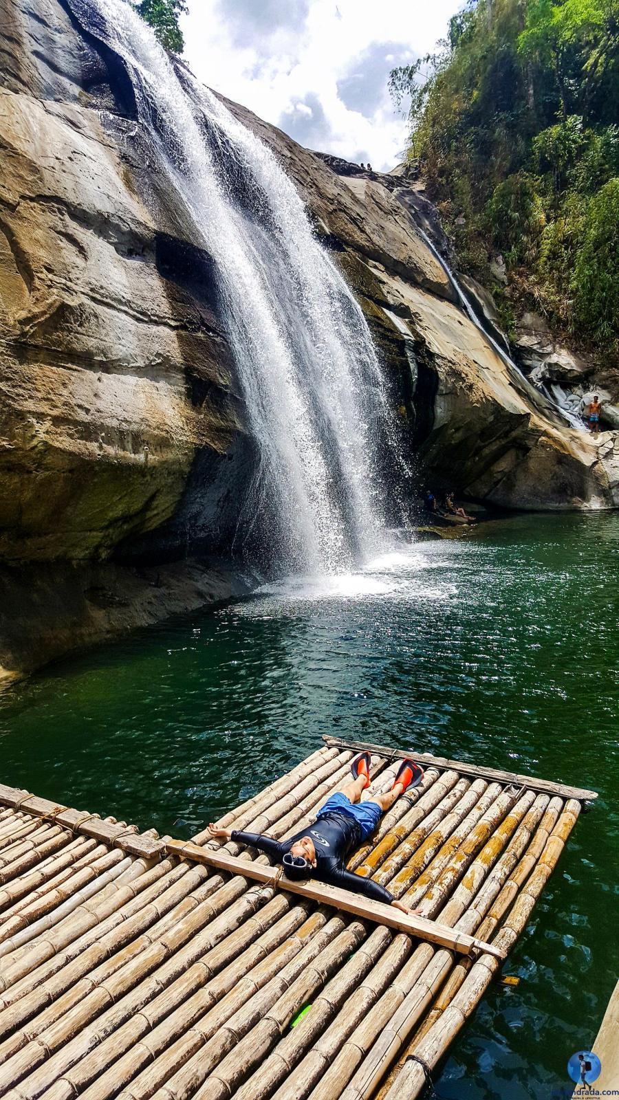 Tangadan Falls, San Gabriel, La Union