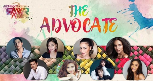 RAWR Awards The Advocate Award