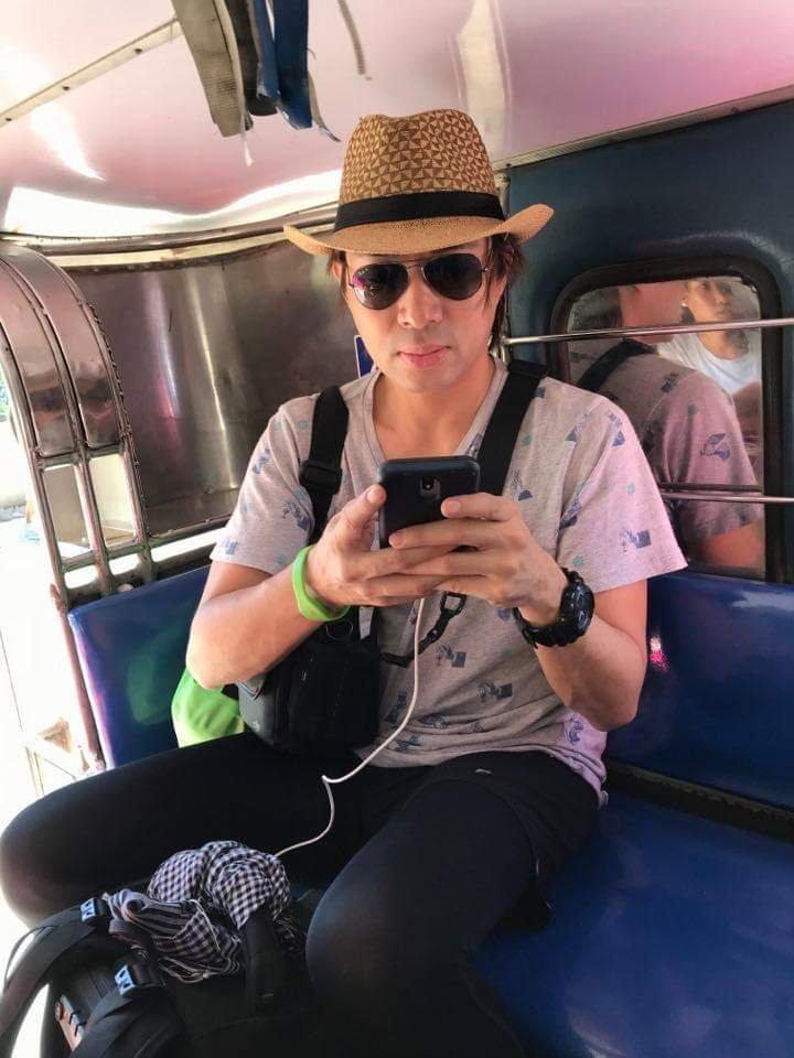 On the way to Masasa Beach, Tingloy  Batangas.