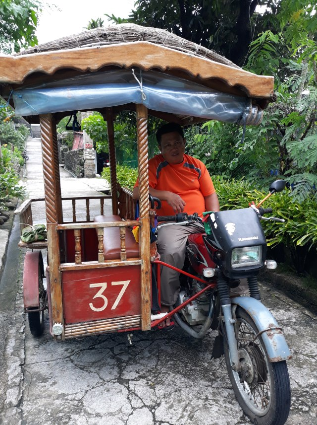 Iconic Batanes Tricycle