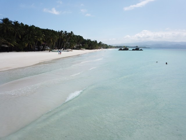 Boracay finally reopens for tourism on October 26, 2018 after six months of rehabilitation.