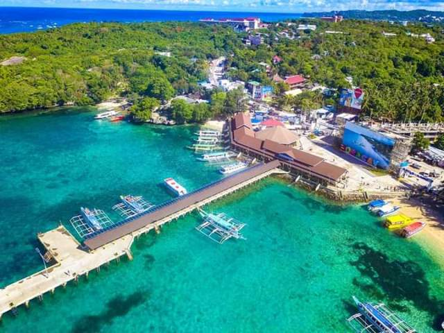 Increased fees to enter Boracay