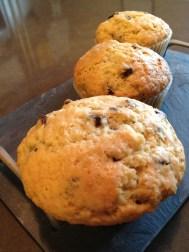 muffins coco choco