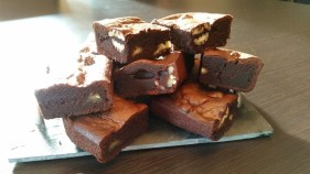 brownie sirop d'érable 2