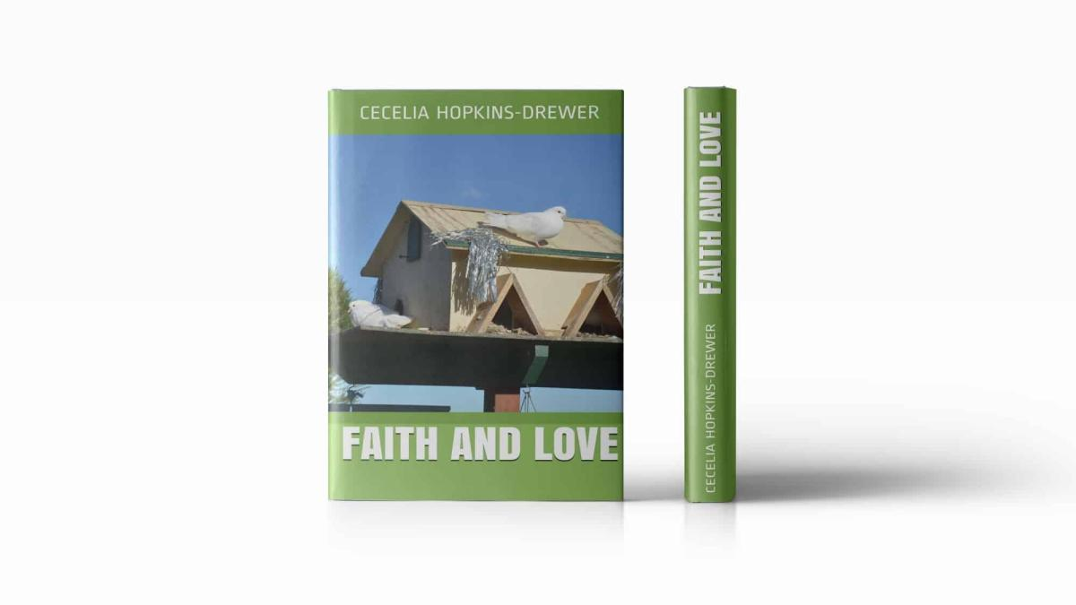 Faith and Love by Cecelia Hopkins-Drewer