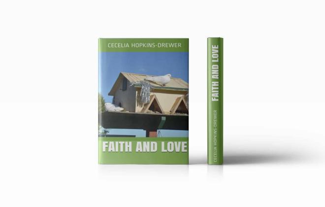 Faith and Love by Cecelia Hopkins-Drewer
