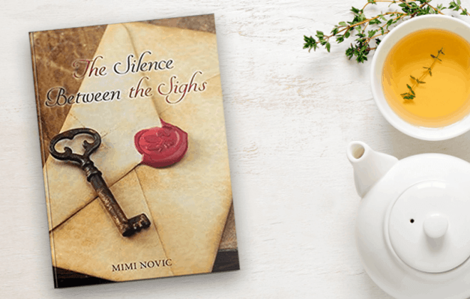 The Silence Between the Sighs by Mimi Novic