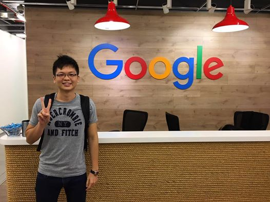 App Developer - Google Singapore Meetup