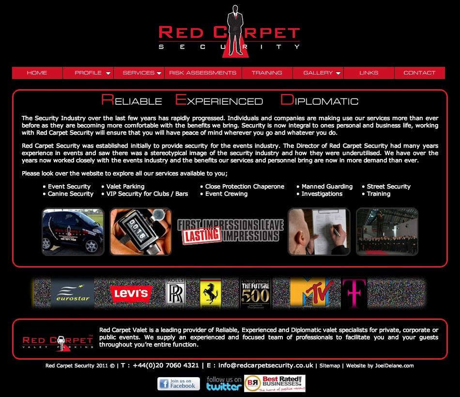 Red Carpet Security