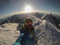 Mont Blanc du Tacul may 13