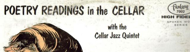 Jazz Readings in the Cellar