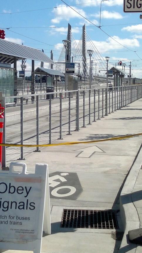 Obey Signals: West End Tilikum Crossing