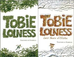 Tobie Lolness - Timothée de Fombelle, ill. François Place