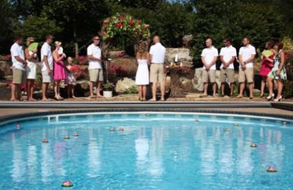 Baker - Wedding Ceremony
