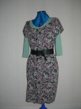 print dress after