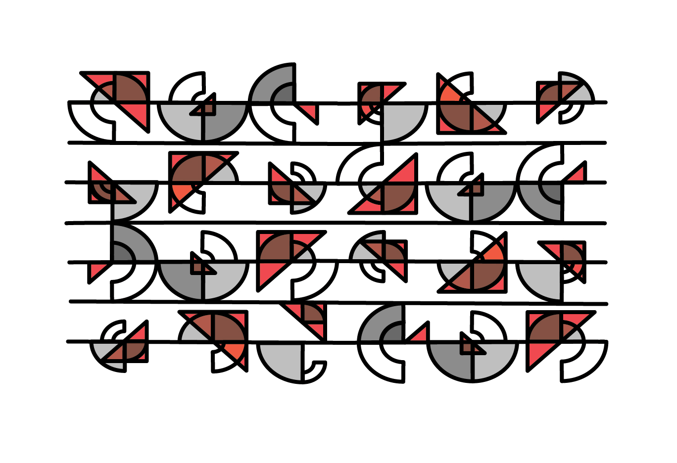 Matrix Series 8 graphic art