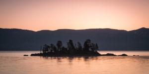 West shore of Flathead Lake