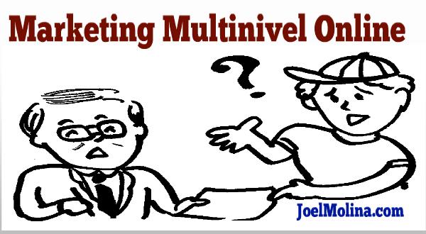 Marketing Multinivel Online Quien te Dijo que Era Facil