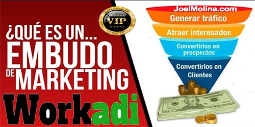 Workadi Como y Por que Montar tu Embudo de Marketing
