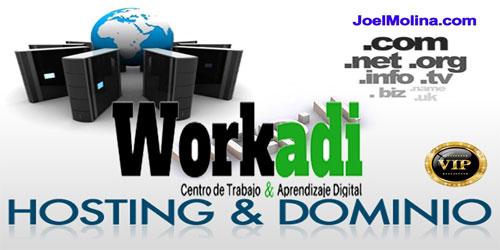 Workadi Importancia de Tener un Dominio y Hosting en Internet