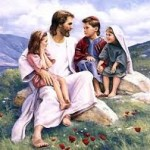 We are his children