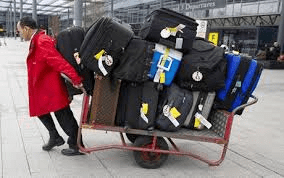 Lots of baggage