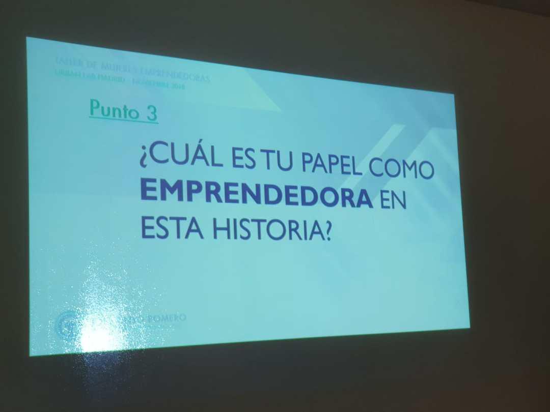 Presentación Urban Lab Madrid Cinco - Joel Pinto Romero