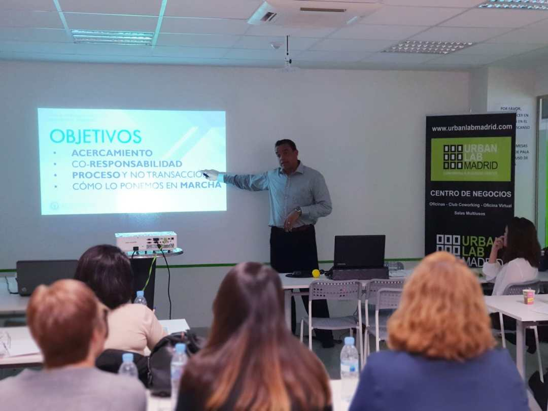 Presentación Urban Lab Madrid Seis - Joel Pinto Romero