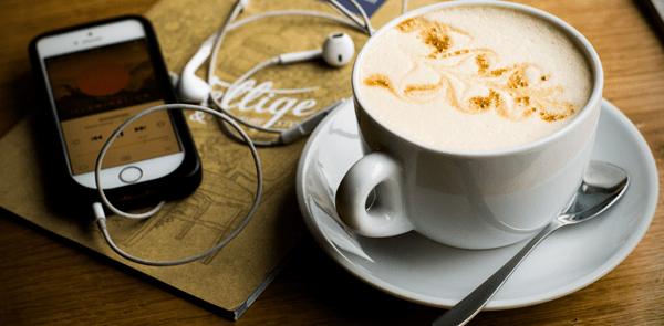 Sigue Formándote en Ventas, Mientras Te Tomas Un Café