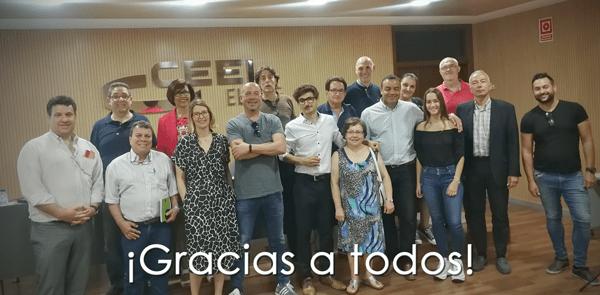 Viaje Hacia La Transformación Comercial de Tu Negocio – CEEI Elche – Junio 2019