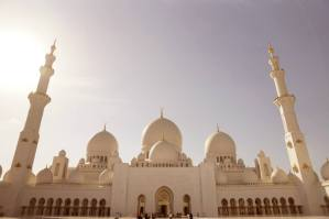 Grand Mosque, United Arab Emirates