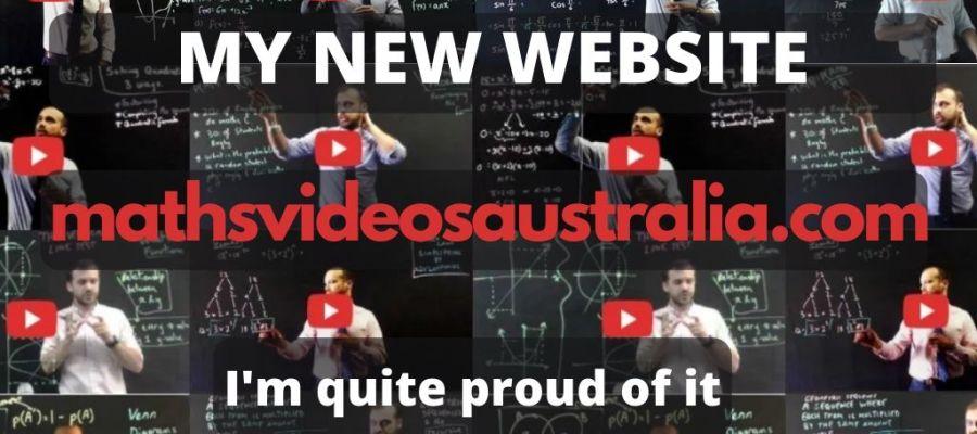 My New Website mathsvideosaustralia.com