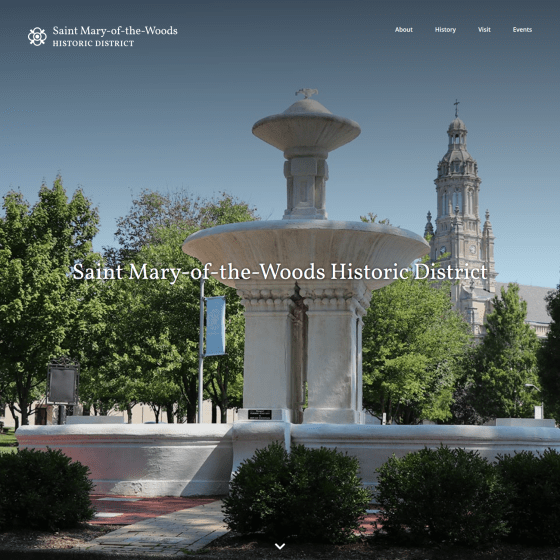 SMW Historic District homepage