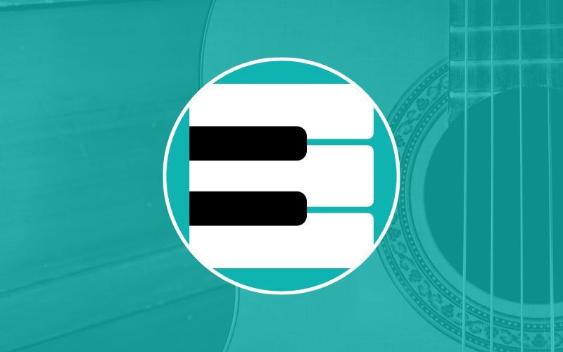 Three Keys Music logo