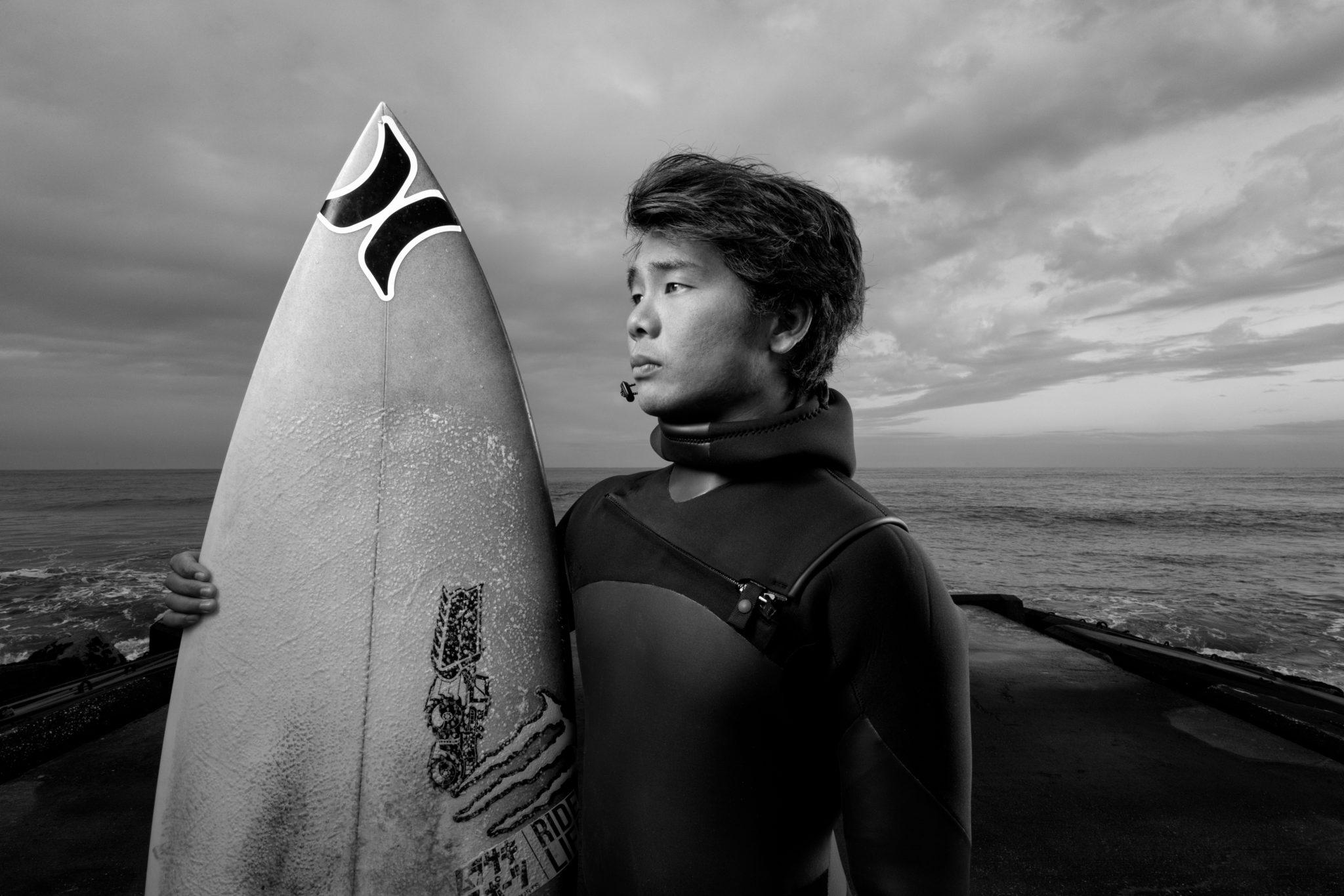 Tokyo 2020 – Surfing!