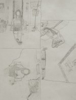 research binder and in class drawings019