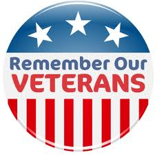 As we continue to enjoy all of the blessings that the holidays bring, let us pause to remember and recognize our Veterans