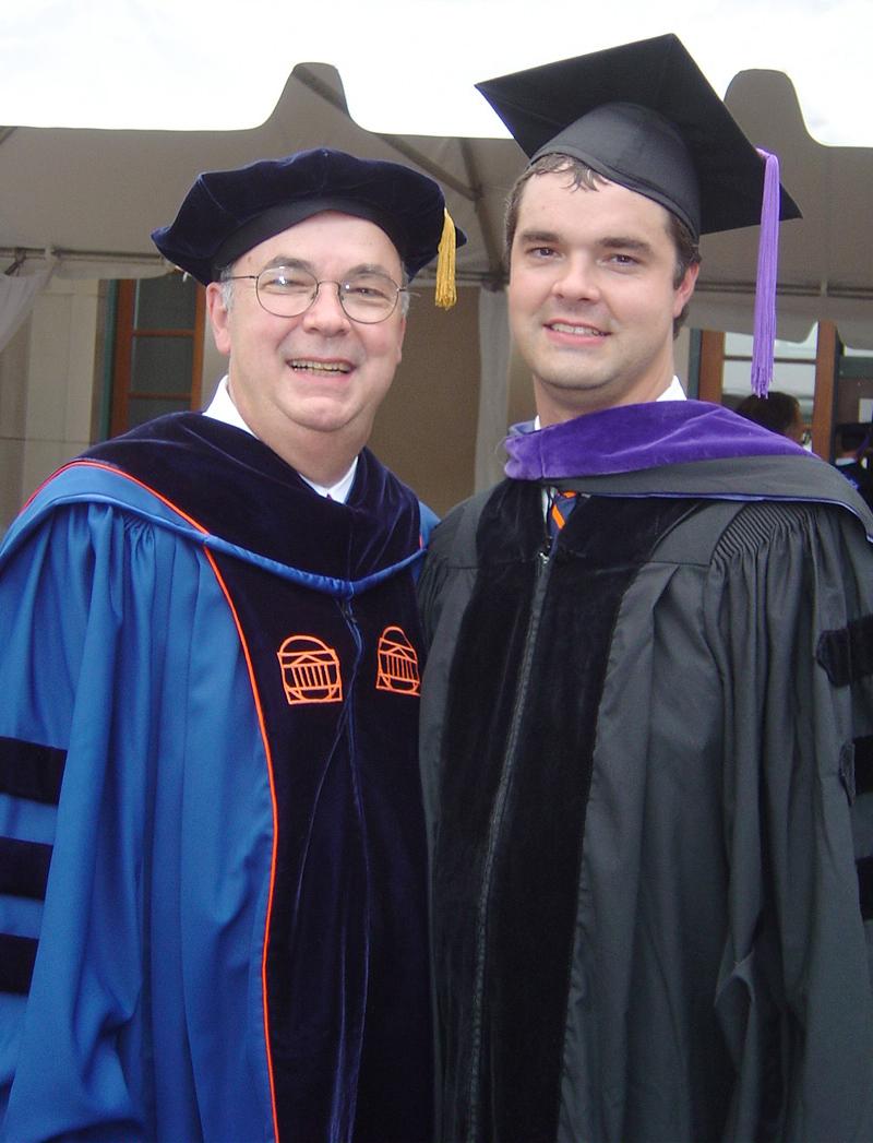 Don Scott UVA law Grad