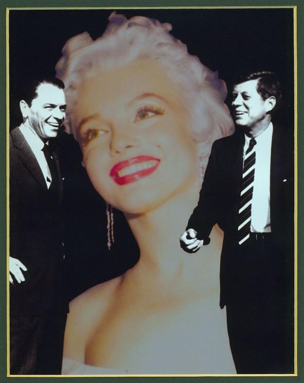 Frank Marilyn & John