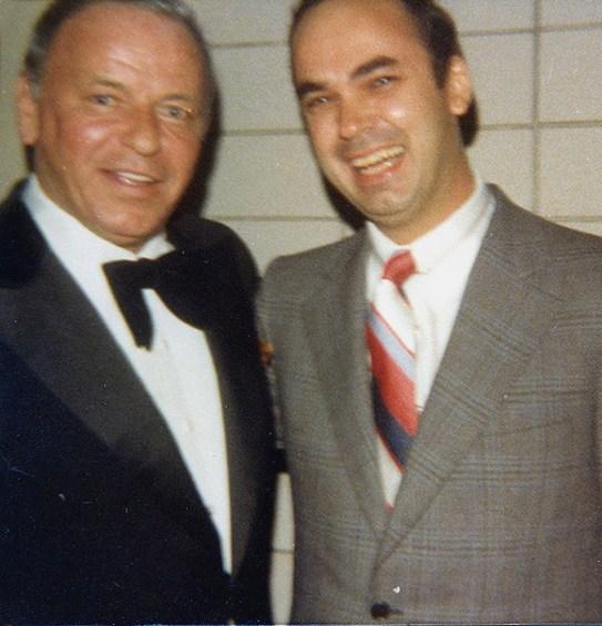 Frank Sinatra & Don Pippin