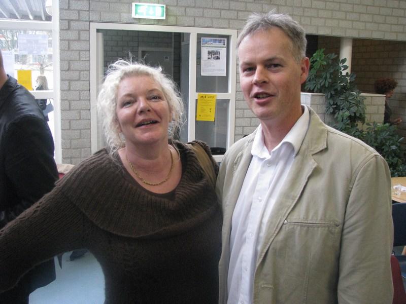 Peter en Marleen Brons