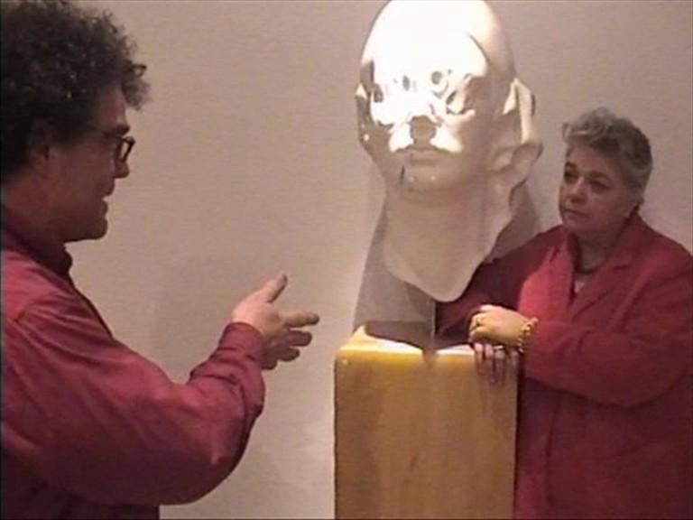 Ik interview Karin Jäckel in 2006; klik voor het filmpje